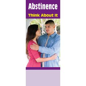 Abstinence Think About It (Bilingual)