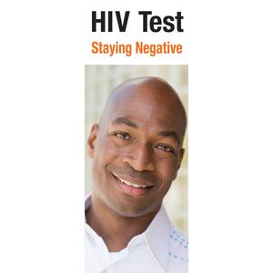 HIV Test: Staying Negative