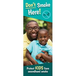 Kid Care: Don't Smoke Here