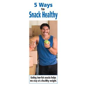5 Ways to Snack Healthy
