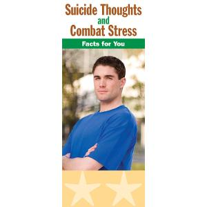 Suicide Thoughts and Combat Stress