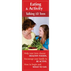 Eating & Activity: Talking with Your Teen