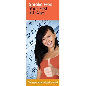Smoke Free: Your First 30 Days