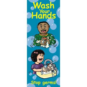 Wash Your Hands: Stop Germs!
