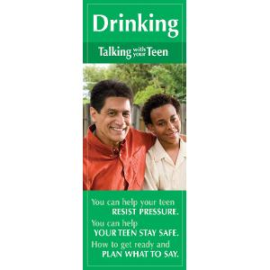 Drinking: Talking with Your Teen