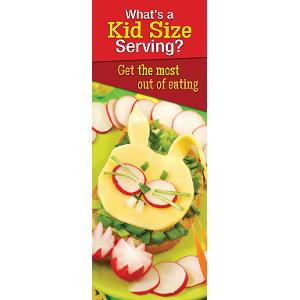 What's a Kid Size Serving?