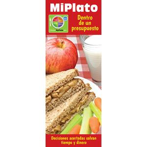 MyPlate on a Budget (Spanish)