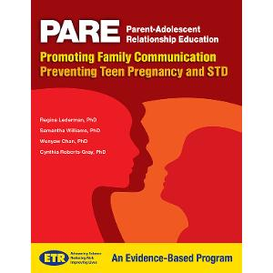 PARE: Parent-Adolescent Relationship Education, Book & CD