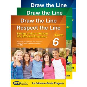 Draw the Line/Respect the Line Enhanced Set