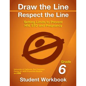 Draw the Line/Respect the Line 6th Grade Workbook