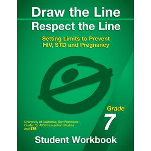 Draw the Line/Respect the Line 7th Grade Workbook