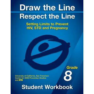 Draw the Line/Respect the Line 8th Grade Workbook