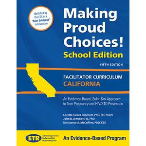 Making Proud Choices! (California School Edition) Basic Set