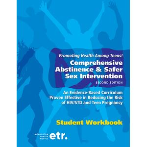 Promoting Health Among Teens! Comprehensive, 2nd Edition Workbook