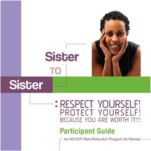 Sister to Sister: HIV/STI Risk Reduction Guides (Set of 25)