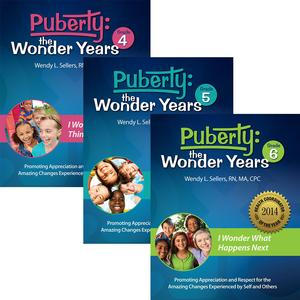 Puberty: The Wonder Years--Grades 4-6 Set