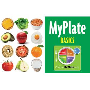 MyPlate Basics Pocket Guide