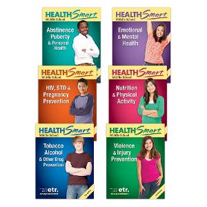 HealthSmart Middle School Complete Set, Digital Edition