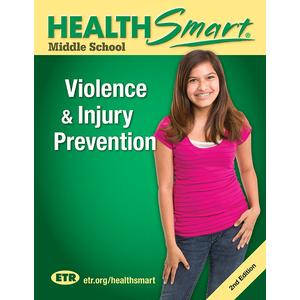 HealthSmart Middle School: Violence & Injury Prevention Set Digital Edition