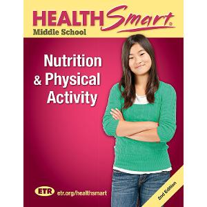 HealthSmart Middle School: Nutrition & Physical Activity Set Digital Edition