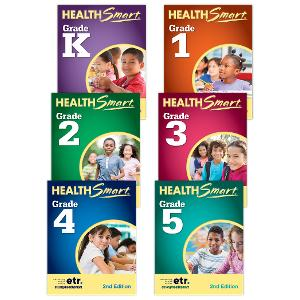 HealthSmart Grades K-5 Complete Set, Digital Edition