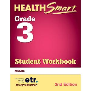 HealthSmart Grade 3 Workbook, 2nd Edition