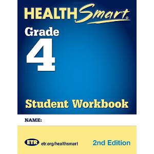 HealthSmart Grade 4 Workbook, 2nd Edition