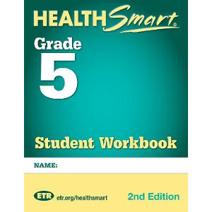 HealthSmart Grade 5 Workbook, 2nd Edition