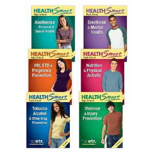 HealthSmart High School Complete Set, Digital Edition