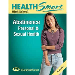 HealthSmart High School: Abstinence, Personal & Sexual Health Set Digital Edition