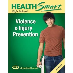 HealthSmart High School: Violence & Injury Prevention Set Digital Edition