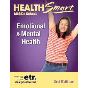 HealthSmart Middle School: Emotional & Mental Health Set, 3d Ed