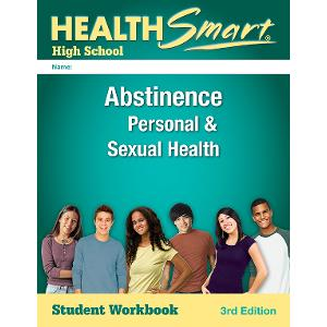 Digital License for HealthSmart High School: Abstinence, Personal & Sexual Health Workbook