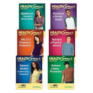 HealthSmart High School: Complete Set, 3d Ed