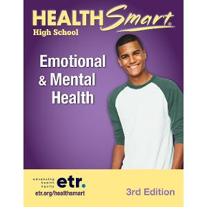 HealthSmart High School: Emotional & Mental Health Set, 3d Ed