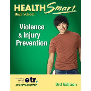 HealthSmart High School: Violence & Injury Prevention Set, 3d Ed