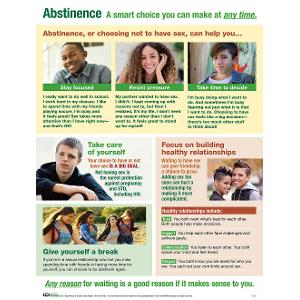 ABSTINENCE: A SMART CHOICE (L)
