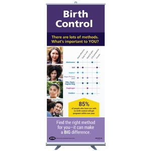 Birth Control Methods Banner
