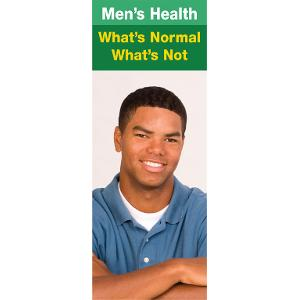 Men's Health: What's Normal, What's Not