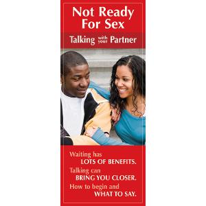 Not Ready for Sex: Talking with Your Partner