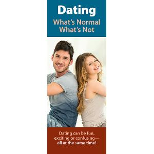 Dating: What's Normal What's Not