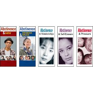 Abstinence & ... Set (5 pamphlets)