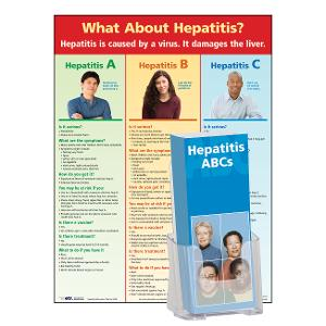 Hepatitis ABCs SET