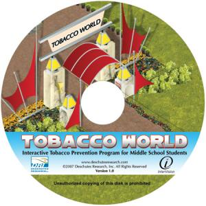 Tobacco World CDs (Gr. 5-9) (set of 5)