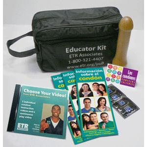 Condom Educator Kit