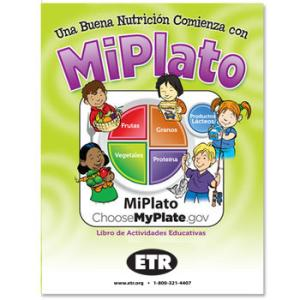 MyPlate Activity Book (Set of 25)