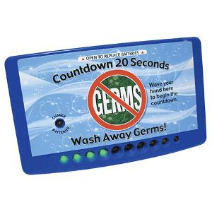 20-Second Handwashing Timer