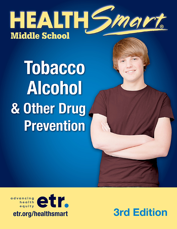 HealthSmart Middle School Tobacco, Alcohol and Other Drug Prevention Set
