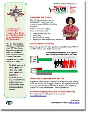Thumbnail of CBO Fact Sheet
