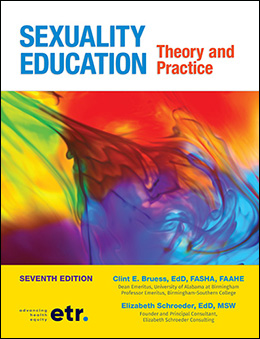 Cover of book Sexuality Education Theory and Practice